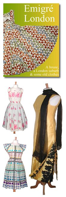 Emigre London - Vintage Dresses