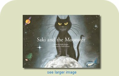 Saki and the Moonster by Picnic Publishing