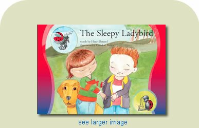 The Sleepy Ladybird by Picnic Publishing